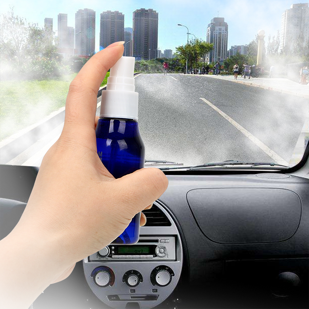 FORAUTO Car Glass Windshield Side Windows Anti-fog Coating 70ML Liquid Spray Anti Fog Agent Glass Anti Fogging