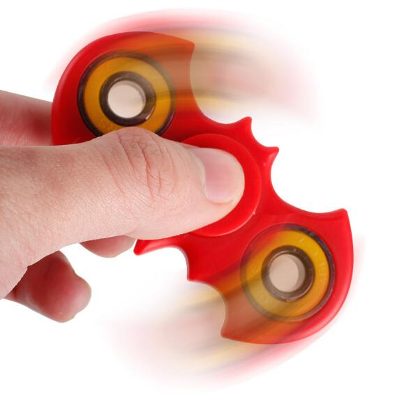 Red USA ePackt Fidget Spinner bat Hand Spinner For Autism and Rotation Fidget Toys YH795