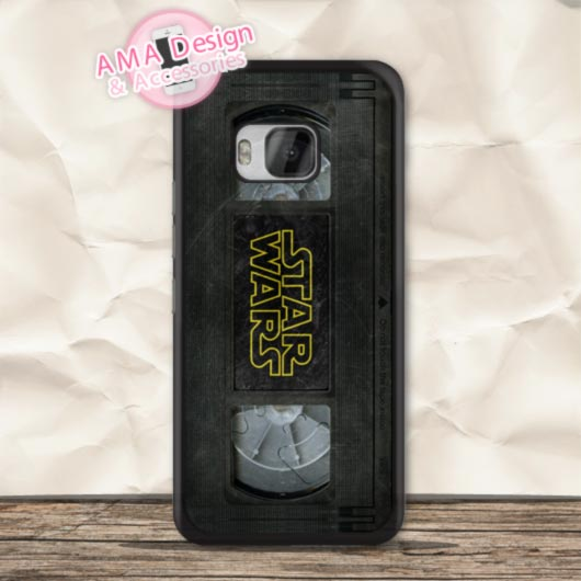 Vintage Star Wars Film Tape Case For Nexus 6 5 4 For HTC One X M10 M9 M8 M7 For LG G6 G5 G4 G3 G2 L90 L70 image