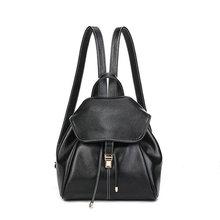 Хан издание модный бренд рюкзак рюкзак 2017 женщин Из Натуральной кожи сумка Джокер рюкзак туристические пакеты