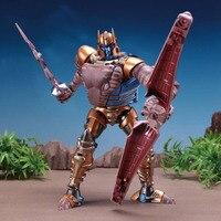 Пятно продажи трансформируется игрушка BW зверь войны MP 41 битва зверя mp41 динозавр воин японский мастер класс