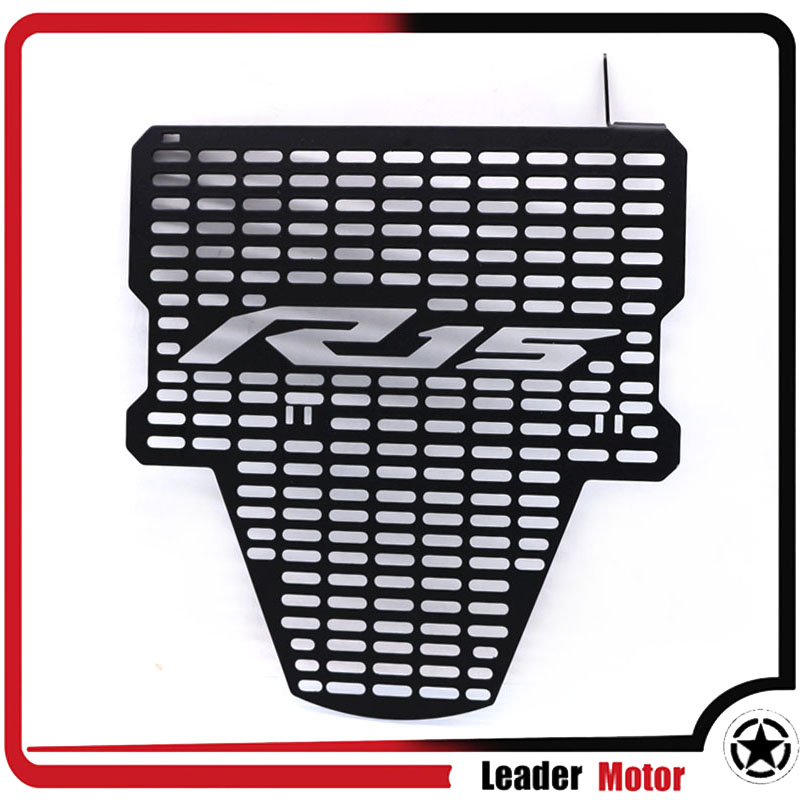 For YAMAHA YZF-R15 YZFR15 YZF R15 2017-2018 Motorcycle Accessories Radiator Grille Guard Cover Protector for yamaha yzf r1 2004 2005 2006 yzf r1 radiator grille protective grille cooler guard cover