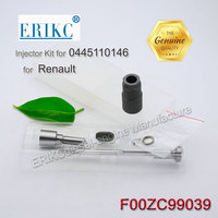 ERIKC F00zc99039 Diesel Kit F 00z C99 039 Car Kit Set Foozc99039 Repair Kits Injector FOR 0445110146 Renault
