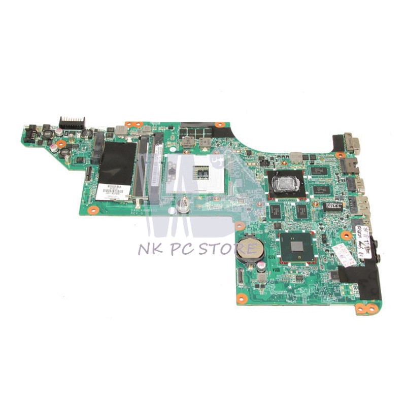 615278-001 DA0LX6MB6G2 Main Board For HP Pavilion dv6-3000 dv6t Laptop Motherboard HM55 DDR3 HD5650 Support Core i7 only 621304 001 621302 001 621300 001 laptop motherboard for hp mini 110 3000 cq10 main board atom n450 n455 cpu intel ddr2
