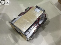 Powerful Water Cooling System 12V 360W Semiconductor Peltier Air Conditioner For Vehicle Air Conditioning Refrigeration