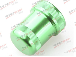 1 sztuk BILLET aluminium małe elektromagnetyczny pokrywa dla VTEC/obsługi VTECH silnika NEO zielony SOLC-01