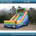 Гигантские надувные слайд для взрослых для продажи ПВХ надувные слайд надувные игрушки с воздуходувки надувной горкой Китай