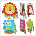 Sozzy 6 style Plush Cartoon Kid School Backpack For Children  Kindergarten Baby Infant Student School  Backpack 50%