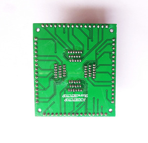 Image 4 - TQFP64 LQFP64 QFP64 socket adaptateur programmeur IC puce test seat STM32 FPQ 64 0.5 06 QFP64 blocs de gravure 0.5m