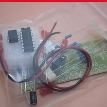 Free Shipping!!! Light water Light water kit NE555 + CD4017 Electronics DIY elec