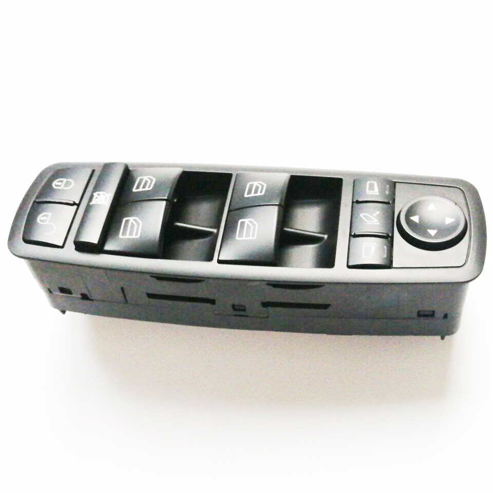 DAZOO Power Window lock Switch Fits For M-ercedes-Benz B-Klasse W245 W169 A-Klasse <font><b>A1698206710</b></font>, 1698206710, 169 820 67 10 image