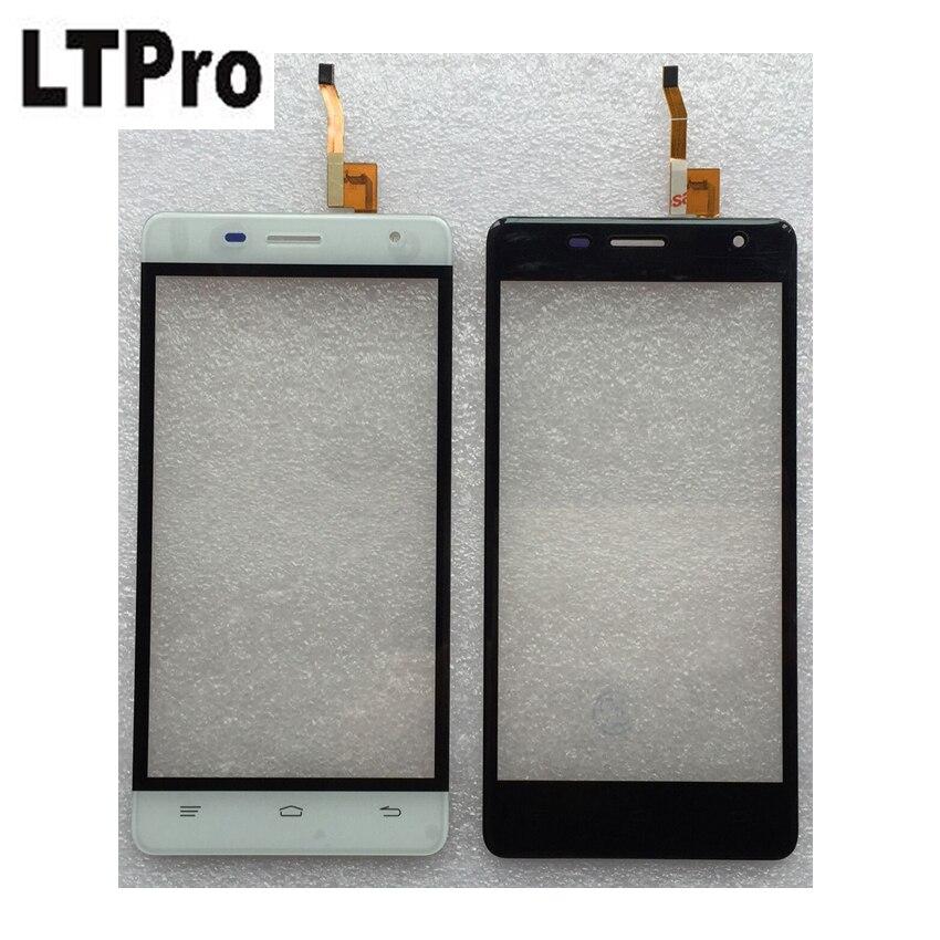 LTPro 5.0 pouce Oukitel K4000 Pro Écran Tactile Panneau 100% Garantie D'origine Panneau de Verre digitizer Verre Pour K4000 Pro