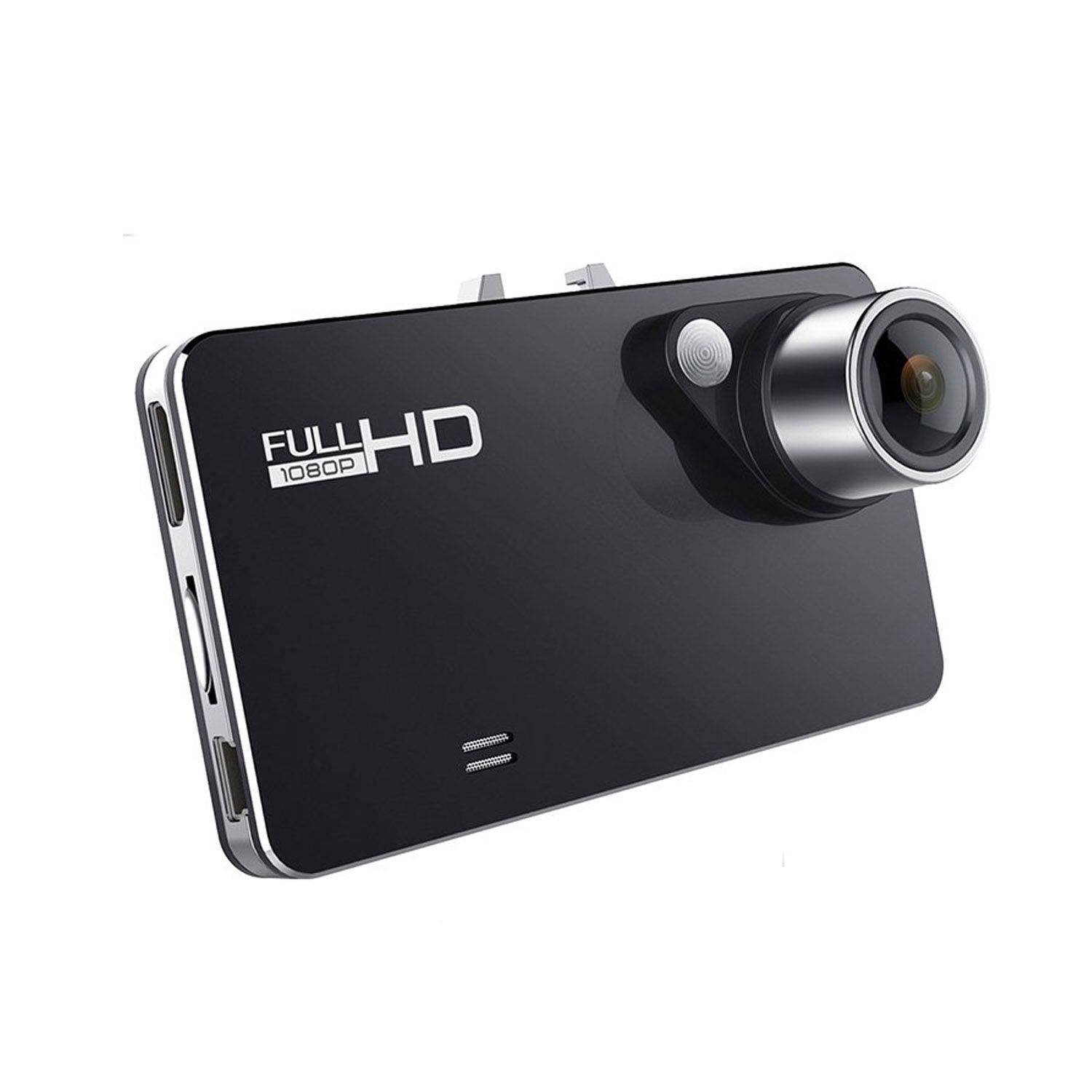 2.7 inch Dash Cam, 120 Degree 1080P Car On-dash Video Recorder G-sensor Vehicle Camera Camcorder with 4X Zoom Lens Motion Dete ...