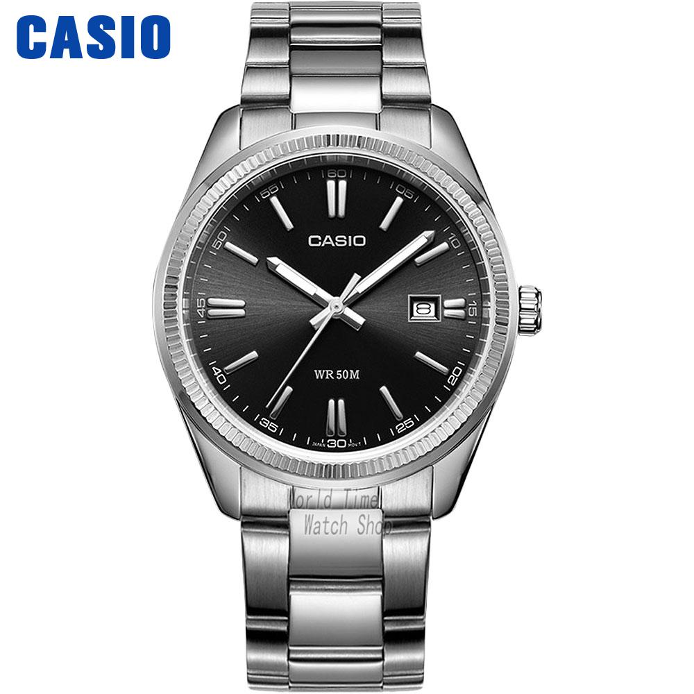 Casio watch Simple fashion casual men's watch MTP-1302SG-7A MTP-1302D-7A1 MTP-1302D-1A2 MTP-1302D-1A1 MTP-1302L-1A MTP-1302L-1A цена