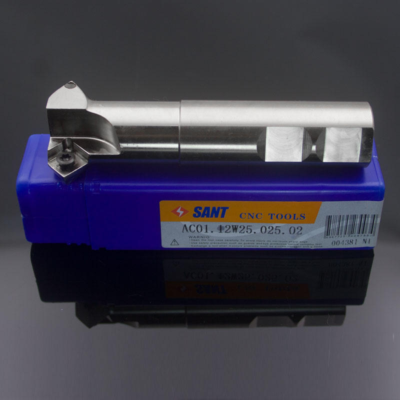 CMA01-025-XP25-SP12-02 Chamfer Milling Tools for Inserts SPMT120408 , Sant new codeAC01.12W25.025.02 refer to cmz01 032 g32 sp12 03 or zc01 12z32 032 03 chamfer milling tools for inserts spmt120408
