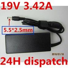 19V three.42A 65W AC Laptop computer Energy Adapter Charger For Asus A3 A600 F3 X50 X55 A8 F6 F83CR X50 X550V V85 A9T Okay501 Okay501J Okay50i Okay52F M9V