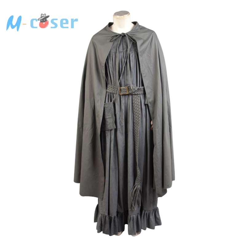 The Lord Of The Rings The Fellowship Of The Ring Gandalf Costume Set For Adult Men Sets