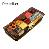 3 Fold Fashion Genuine Leather Women Wallets Patchwork Hasp Coin Pocket Female Clutch Famous Brand Personalized