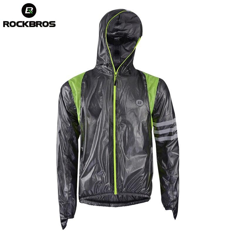 Prix pour Rockbros étanche vélo jersey imperméable respirant vtt d'équitation motocross vélo jersey anti-sueur vélo hommes cyclisme clothing