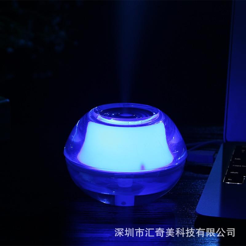 Crystal USB գիշերային լամպի լուսավոր - Կենցաղային տեխնիկա - Լուսանկար 4