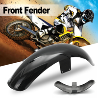 Motorcycle Front Mud Flaps Mudguard Cover Fairing Fender Flares Splash Guard for Honda Shadow VT600 VLX 600