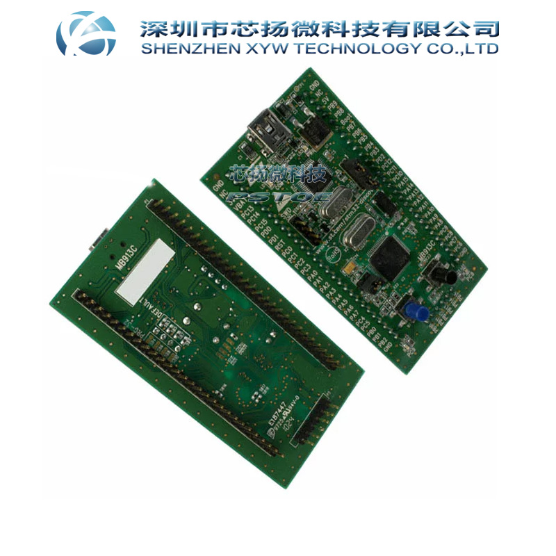 STM32VLDISCOVERY Development Boards & Kits - ARM Discovery STM32F100 Embedded ST-Link BRD STM32 VLD ISCOVERY(China)