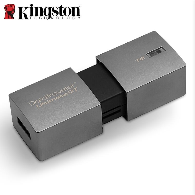 Kingston Hohe Speicher-Stick 1 tb 2 tb Stick Memory Stick Professionelle Cle Usb Pendrives Creativos Ultimative GT Usb flash