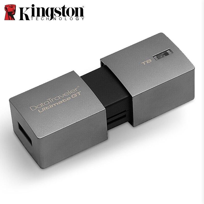 Kingston Lecteur Flash De Stockage Élevée 1 tb 2 tb Pendrive Memory Stick Professionnel Cle Usb Pendrives Creativos Ultime GT Usb flash