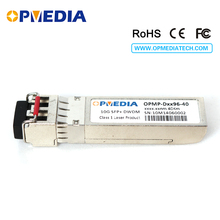 10GBASE-DWDM SFP+ transceiver, 10G 40KM C-BAND 1563.86nm~1528.77nm ER optical module,with dual LC abd DDM,compatible with Huawei все цены