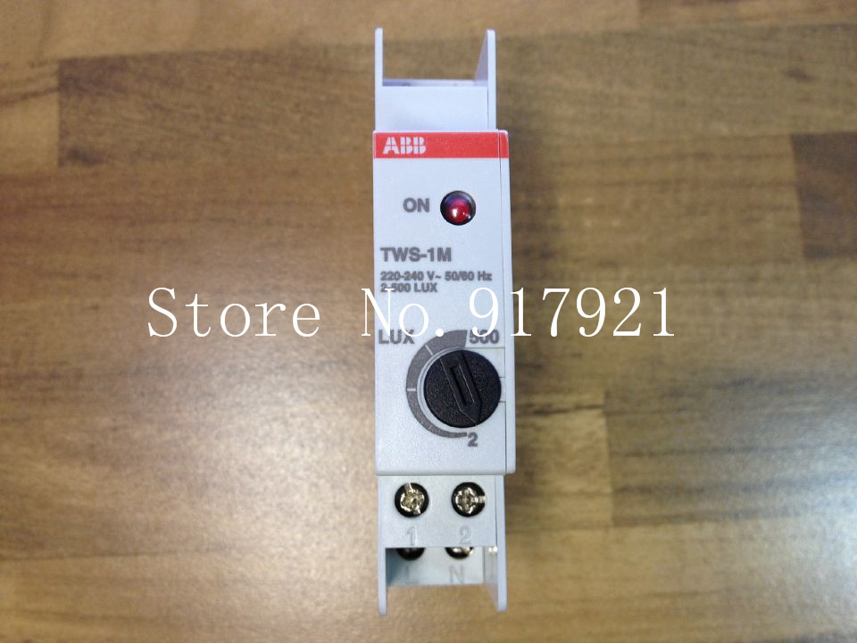 [ZOB] The United States original TWS-1M photosensitive control switch (without the probe) original authentic 220V united states ab18a10 2 proximity switch