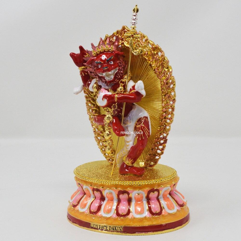 R$ 640 44 |Fengshui Leão Faced W3358 Dakini W Fengshuisale Pulseira Corda  Vermelha-in Estatuetas e miniaturas from Casa e Animais on Aliexpress com |