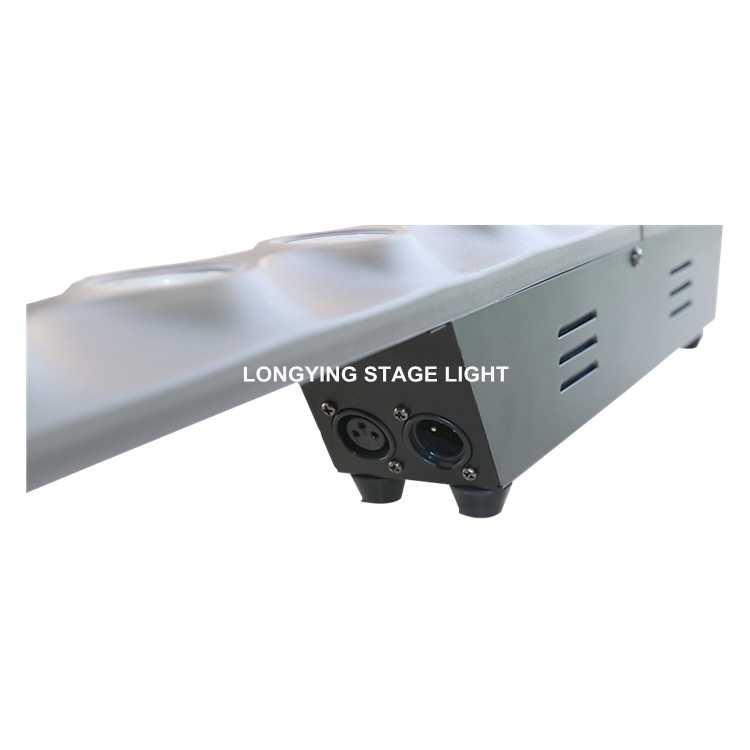 Envío gratis 4 unids/lote 14x3 w haz blanco lavado 2IN1 Led arandela de pared luz de la etapa de barra de luz LED interior de la arandela de la pared