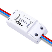 1pcs Wireless WiFi Remote Switch Module Socket Relay Module Smart Home For Android IOS Mobile Phone