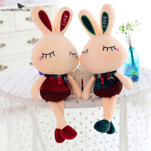 lagopus Kawai 40cm Lovely Rabbit Little Bunny Plush Toys Small font b Baby b font Girl