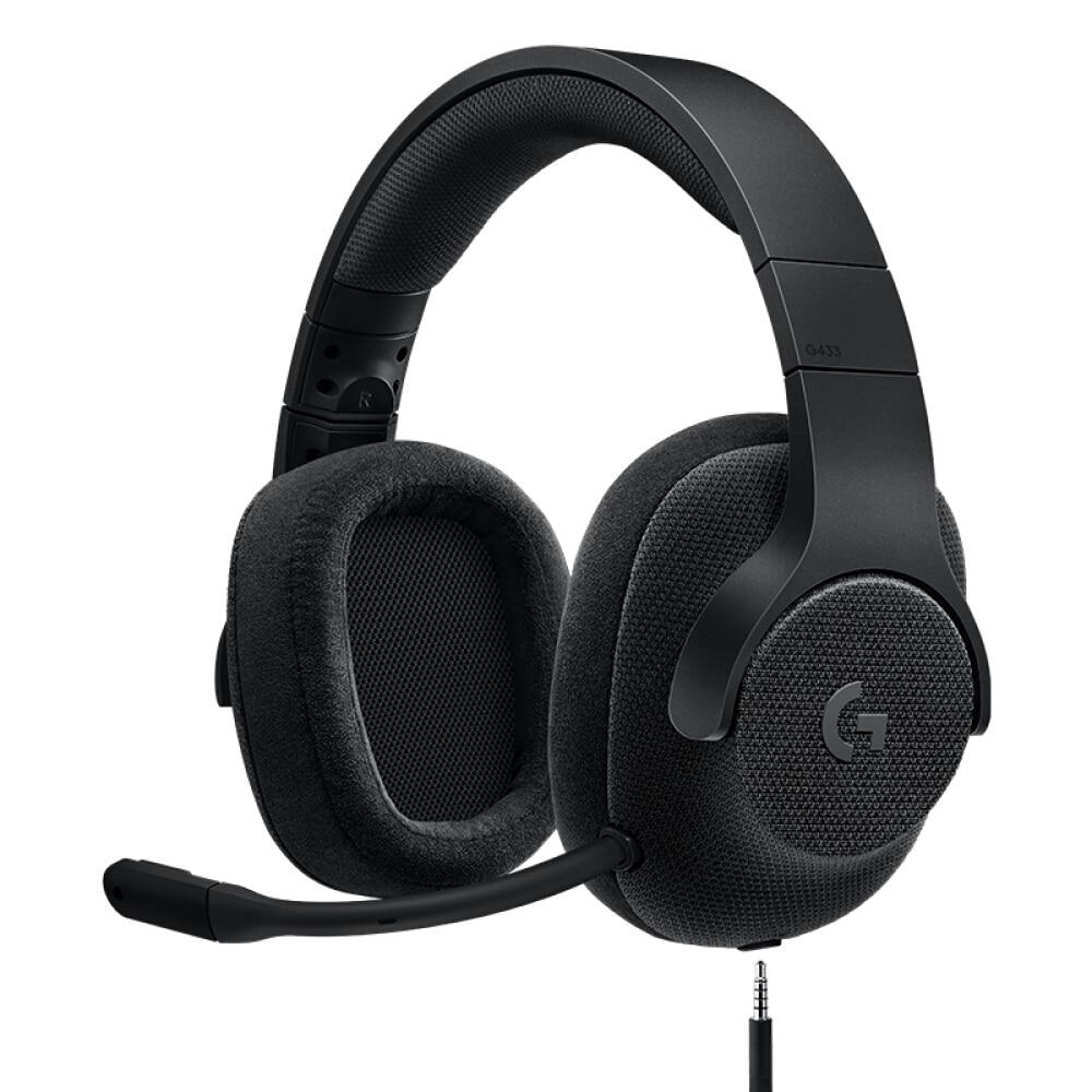 Logitech G433 7.1 wired surround sound gioco cuffie con microfono