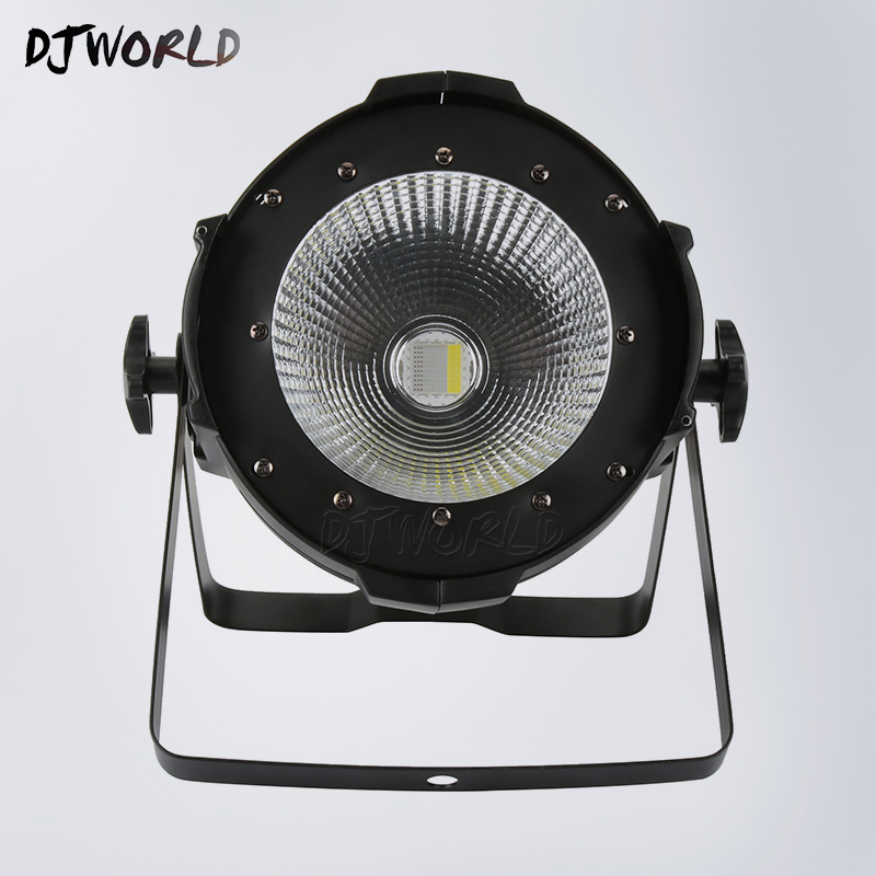 LED Stage Lighting LED COB 200W Par Light RGBW 4IN1 Lighting Halloween Decoration Aluminum Housing DMX 512 Stage Light show plaza light stage blinder auditoria light ww plus cw 2in1 cob lamp 200w spliced type for stage