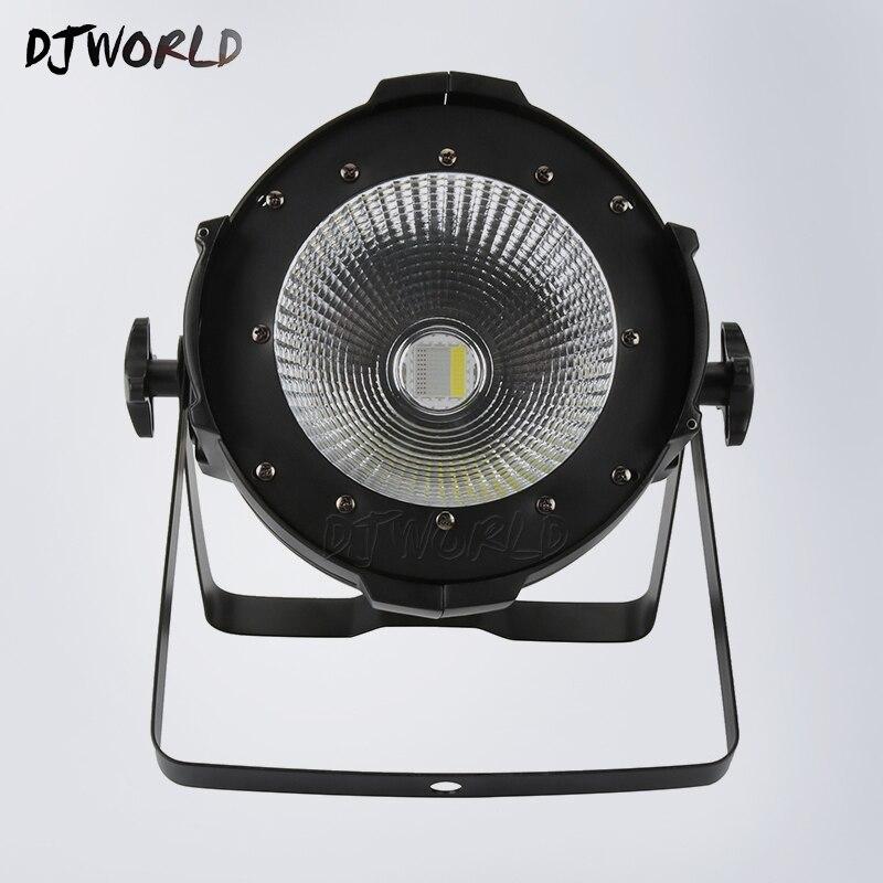 LED di Illuminazione Della Fase HA CONDOTTO LA COB 200 w Par Luce RGBW 4IN1 Illuminazione Decorazione di Halloween Alloggiamento di Alluminio DMX 512 Fase Luce