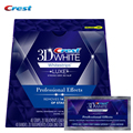 3D White Whitestrips Crest LUXE Professional Effects Teeth Whitener Dental Care 40 Strips/20 Treatments(1 upper&1 lower)