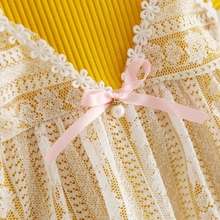 Baby Girl Lace Princess Dress Summer