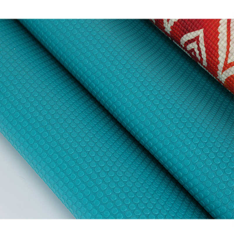 4cd6288607fd3 ... NICEGOOD Yoga Mat Printed 5mm PVC Sports Tapete Yoga Fitness Pilates  Pads Double Side Color Environmental ...