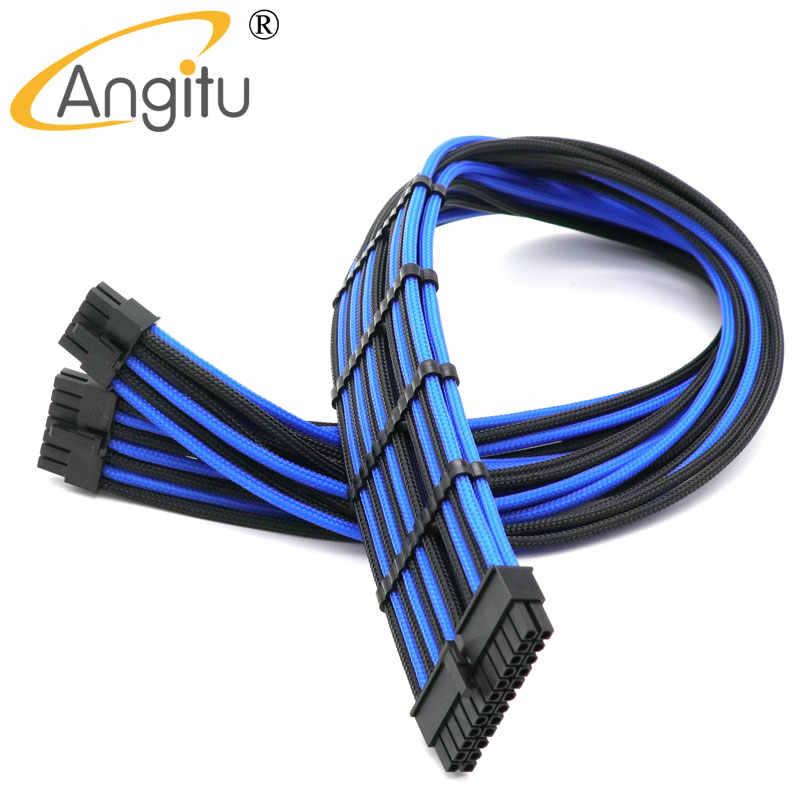 24 StüCke//Lot PC Kabel Kamm Motherboard 24 Pin 8 Pin 6 Pin Kabel Kamm für C Y3C5