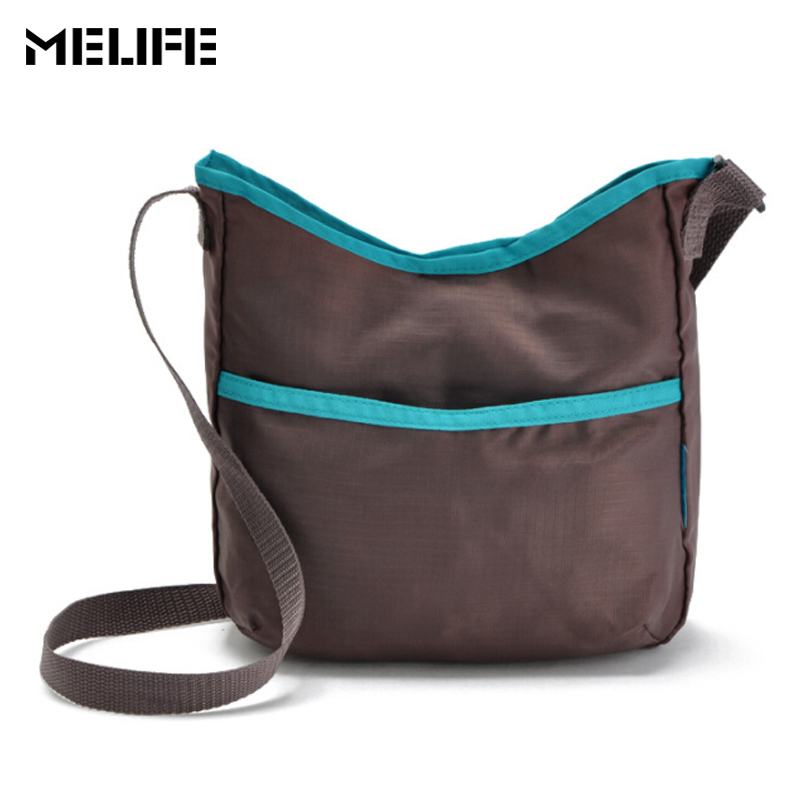MELIFE Nylon Women Crossbody Bag Female Waterproof brand travel famous handbag 2017 lady messenger bags Fashion Shoulder bag стоимость