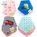 Crianças Baby & Baby 100% Algodão Bibs Do Bebê Recém-nascido Meninos Meninas toalha Bandanas Chiscarf Saliva Infantil Criança Roupas Para Bebe 3 Pcs/Lot