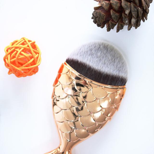 Sefia Fashion Mermaid Makeup Brush