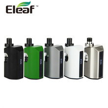 Original 100 w eleaf aster rt kit de cigarrillo electrónico 4400 mah de batería y 3.8 ml Melo Aster RT RT 22 Tanque Atomizador Vaping Kit
