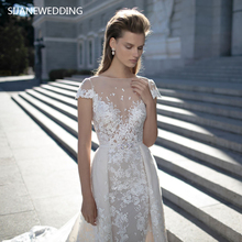 SIJANEWEDDING SIJANE Wedding Dress Detachable