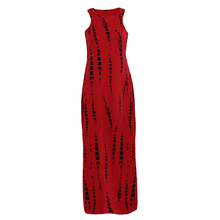 Women's Sexy Sleeveless Bodycon Backless Evening Maxi Dress