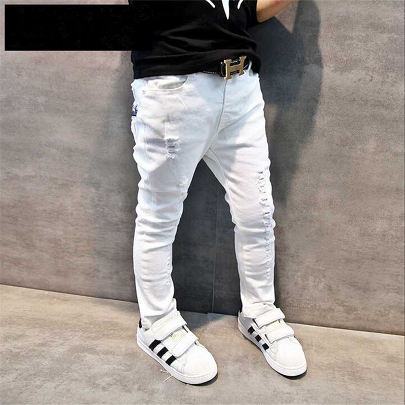 Online Boys White Pants China
