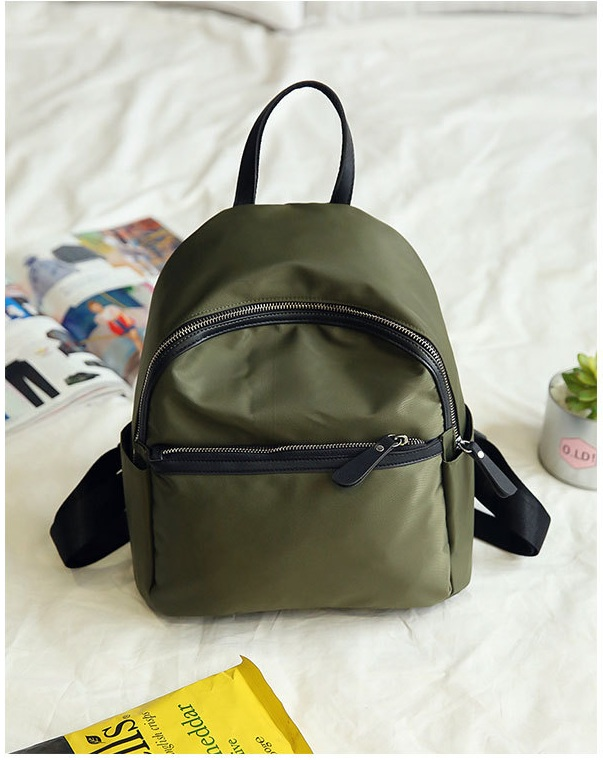 HTB1Uqv a6uhSKJjSspmq6AQDpXaU 2019 New Women Backpacks Vintage Korea Brand Design Bag Travel Anti Theft Backpack Nylon High Quality Small Rucksack ZZL188