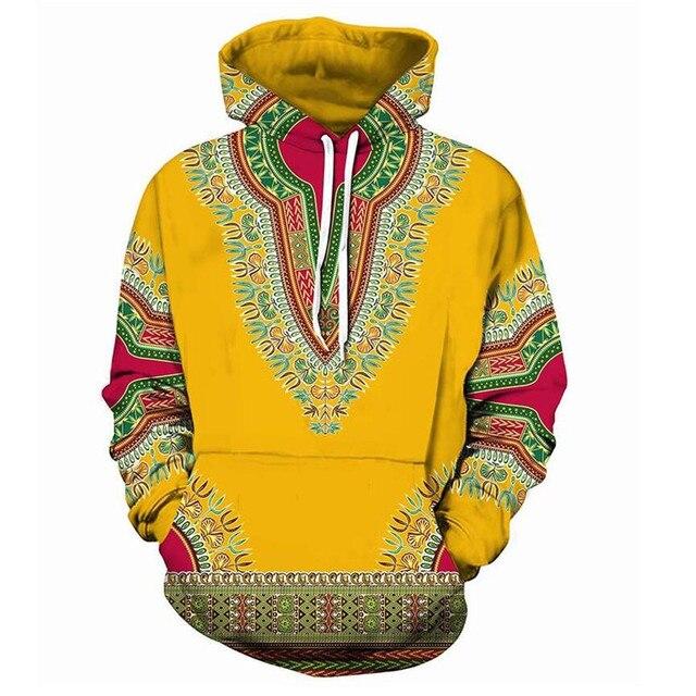 Men Women Hoodies Sweatshirts African folk-custom 3D Print Hooded Sweatshirt Men Hip Hop Streetwear Hoodie Tracksuit Male 5XL 5
